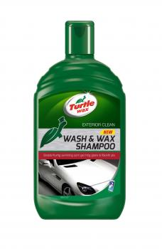 Bilshampo Wash & Wax 500ml