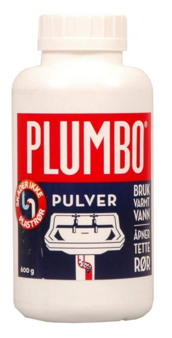 Plumbo Pulver 600gr