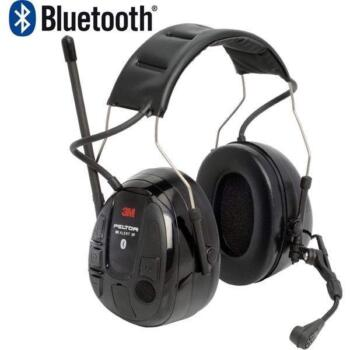 Øreklokke Peltor Bluetooth