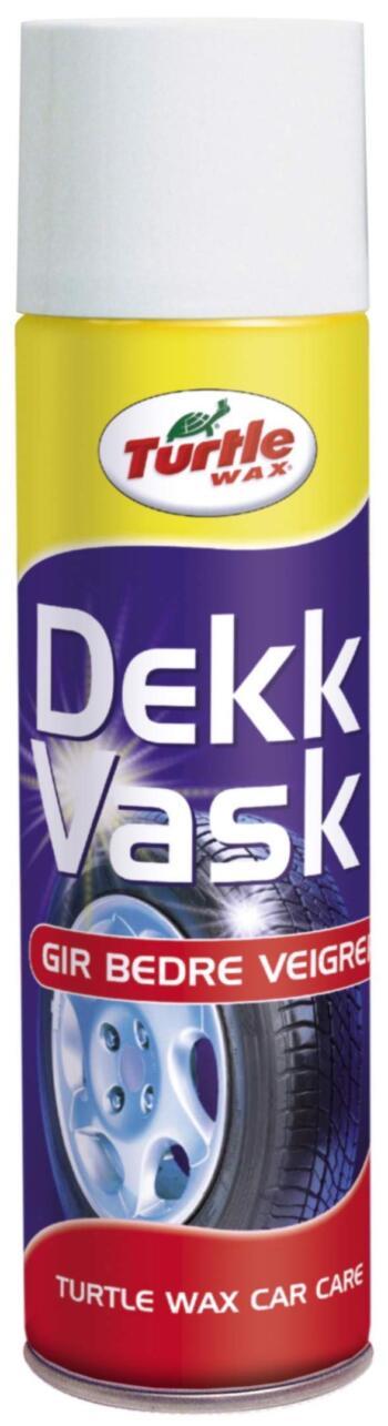 Dekk vask 400ml spray
